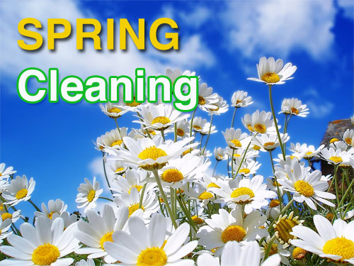 Spring Cleaning Event