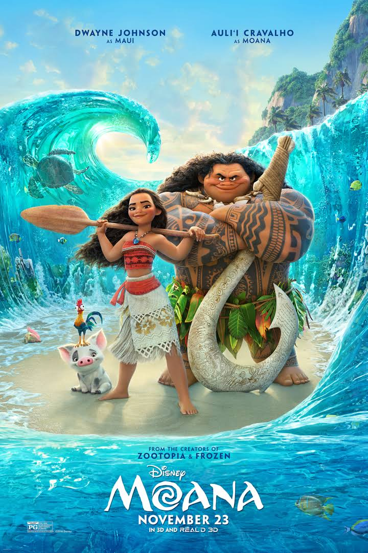 Movies Under the Stars at Fair Park: Disney's Moana
